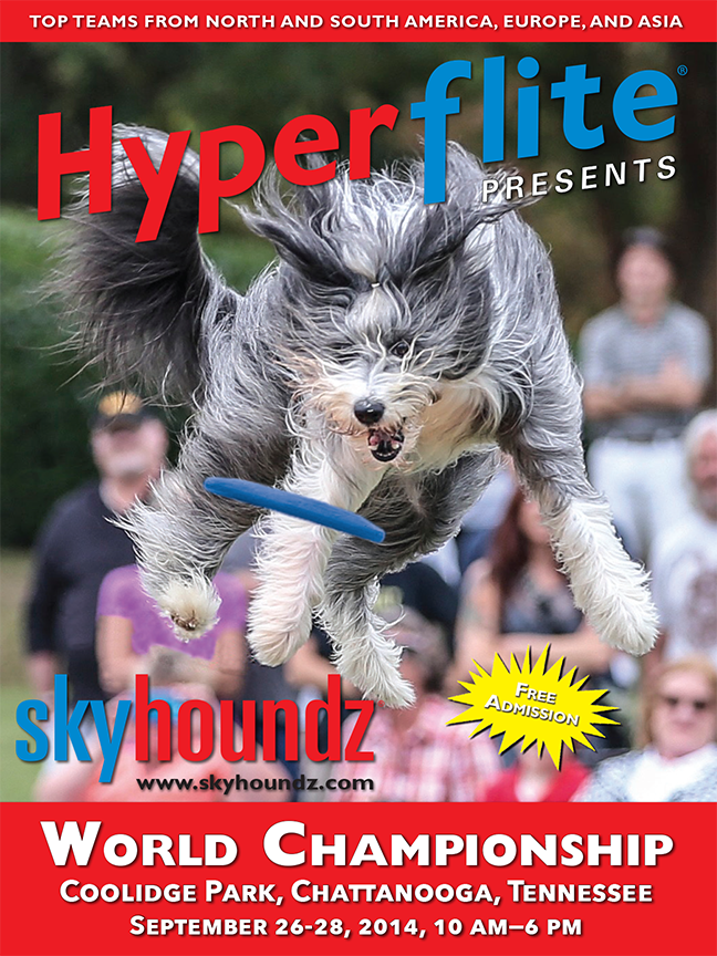 Skyhoundz World Championship Poster